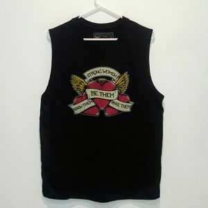 NWOT Human Unlimited muscle tank