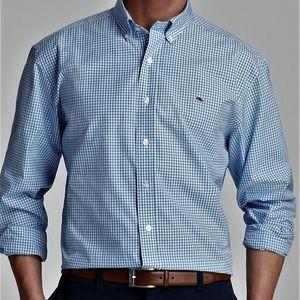 NWT Vineyard Vines Men's Dress Shirt (15L)