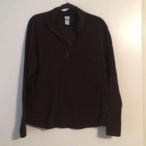 Gap Stretch fleece quarter zip