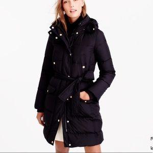 Wintress Belted Puffer Coat XSP