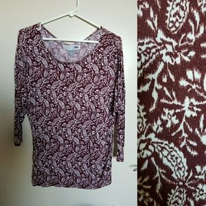 Old Navy Maternity Top size Large