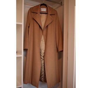 MaxMara Manuela Wrap Coat