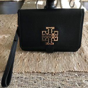 Authentic Tory Burch Smartphone Britten Wallet.