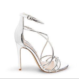 Steve Madden Women's Satire Ankle Strap Sandal