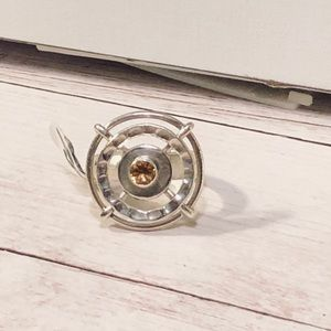 NEW! Citrine ring