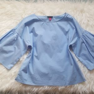 *FINAL PRICE* Vince Camuto Bell Sleeve Blouse