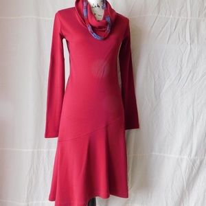 Banana Republic wool/viscose dress