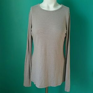 The Limited Perfect Tee Long Sleeve Top Size M
