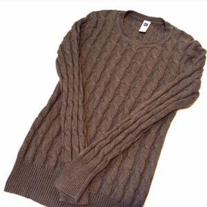❣️BOGO 1/2 off❣️🆕 GAP cable knit crew neck
