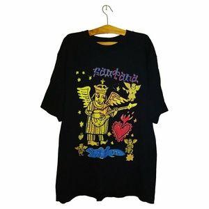 Rare VTG 90s Santana World Tour Shirt