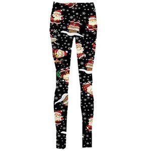 Pants - Santa leggings