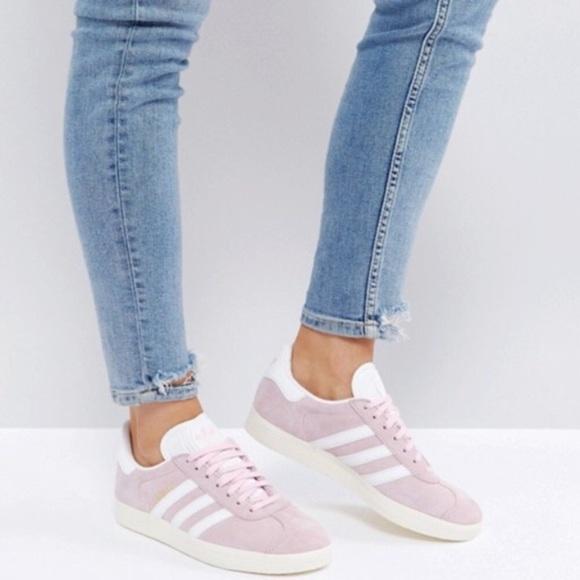 53f95ee86022d Adidas gazelle wonder pink