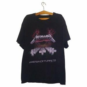 VTG 1994 Metallica Master Of Puppets T-Shirt