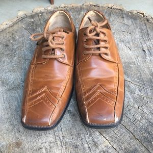 Boys Stacy Adams Dress Shoes