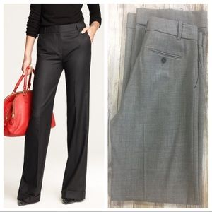 [J. Crew] Hutton wool trouser