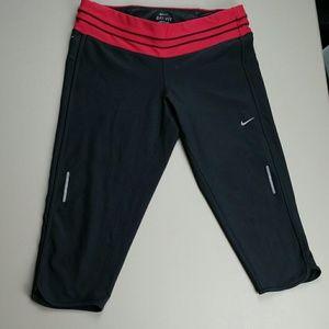 Nike workout Capri