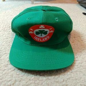 Vintage Adidas Flat Bill Hat