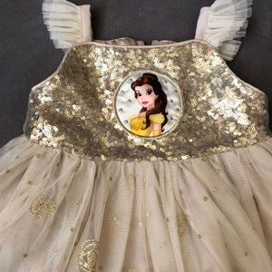 GORGEOUS authentic Disney bell dress. 2T worn once