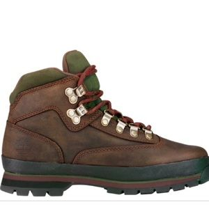Sturdy All Weather Timberland Euro Hiker Leather