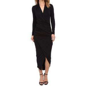 Michael Stars, Heidi Dress, Black, Medium