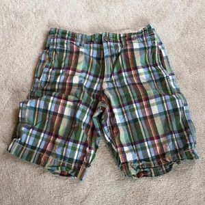 AEO Men's Plaid Shorts