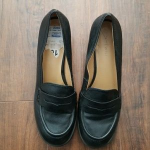 Nine West Heeled Loafers