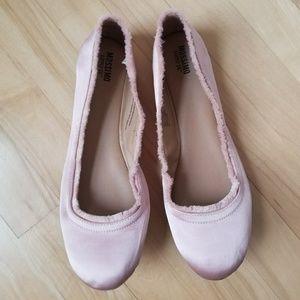 Ballerina Pink Mission Target Flats