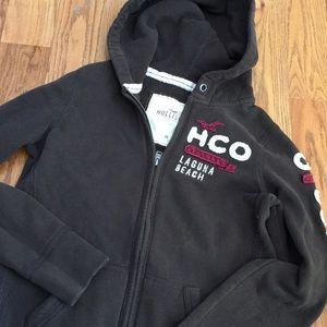 ☀️5/$25 Hollister zip hoodie