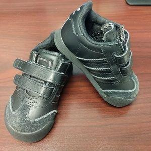 4k infant Ll black adidas ortholite