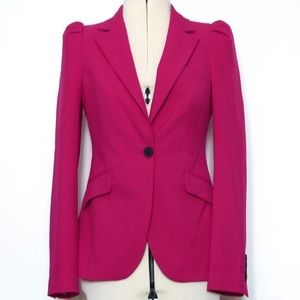 💕💗 Zara Woman Hot Pink Blazer💕💗