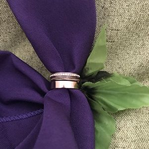 Michael Kors Crystal Accent Ring