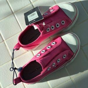 Tommy Hilfiger Pink Shoes for Toddler Girl