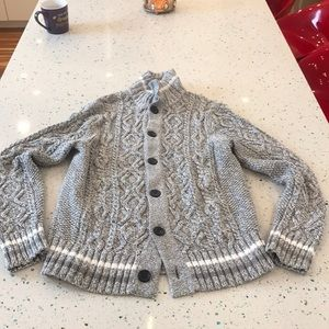 Gray men's sweater size Medium by Express