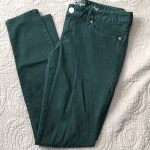 Express jean leggings Stella Sz 6