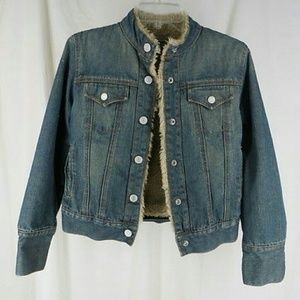 The Gap XS Denim Jacket