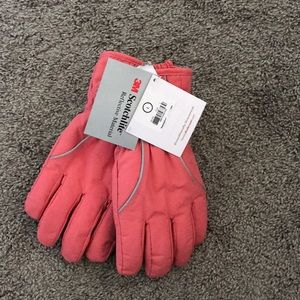 Hanna Anderson Girls Insulated Gloves