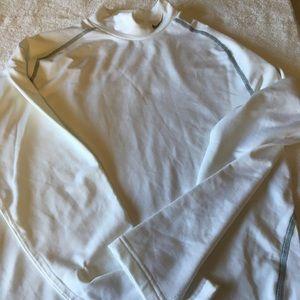 Nike L dri fit long sleeve top mrn