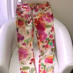 Kate Spade live colorfully Jeans