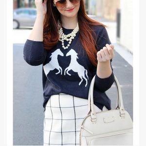 🆕 Equestrian Sweater