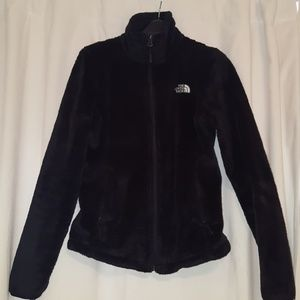 North Face Osito 2 Jacket EUC XS TNF Black