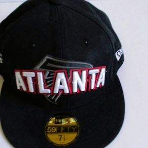 Atlanta fitted hat