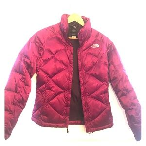 Women's Northface Puffer Coat