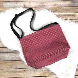 Kate Spade Noel Dot Pink Lao Top Messenger Bag