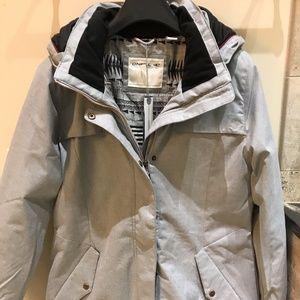 Women's Gray XL O'Neill Coat NWT!