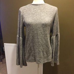 Zara women's sweater top Sz small