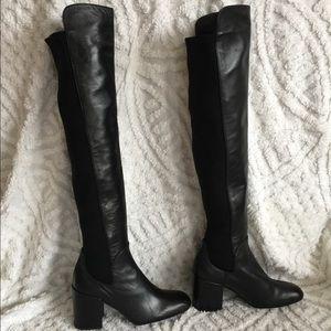 Stuart Weitzman Halftime Boots Size 8