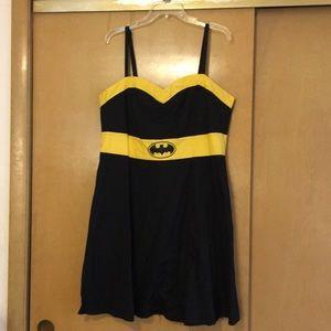 Batman Dress NWOT