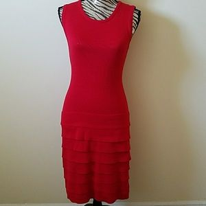 Calvin Klein knit dress