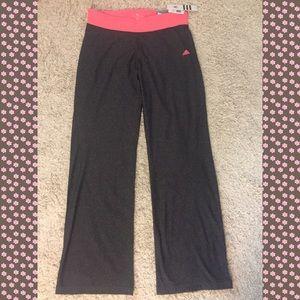 BNT, ADIDAS, Yoga/exercise pants, size Medium