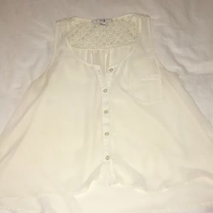 Forever 21 shirt with a pocket.